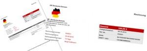 """Vorsicht bei Rechnungen von """"DE Deutsche Domain"""""""