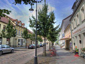 Bad Liebenwerda - Breite Strasse
